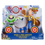 Toy Story Woody and Buzz 2 Pack