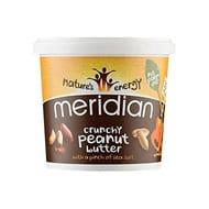 Meridian Natural Crunchy Peanut Butter 1 Kg