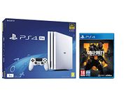 PS4 Pro 1TB White (PS4) + Call of Duty: Black Ops 4