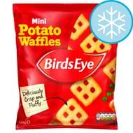 Birds Eye Mini Potato Waffles 456G