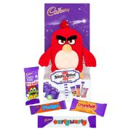 Cadbury Chocolate Assortment with Angry Birds Plush Toy