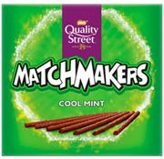 Quality Street Matchmakers Cool Mint 120g - HALF PRICE!