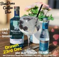 Win an Afternoon Tea for 2 at Bon Bon's Coffee Bar!