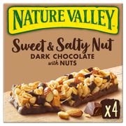 Nature Valley Sweet & Salty Dark Chocolate with Nuts 120G