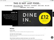 M&S Dine in £12