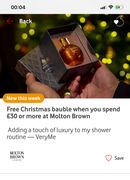 Free Christmas Bauble When You Spend £30 at Molton Brown
