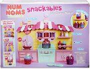 Num Noms Snackables Silly Shakes Maker Playset Collectable