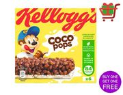 BOGOF Cereal Bars from Tesco with Checkout Smart TWO PKS