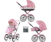 Cosatto Wonder 3 in 1 Pram / Pushchair - Bon Bon save £900!!
