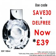 GIORGIO ARMANI Armani Diamonds Eau De Parfum 100ml Spray Only £39