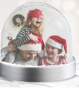 20% Off ALL Personalised Snow Globes Now £7.99 with Code