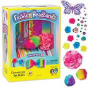 Creativity for Kids F901819 West Design Junior Selection Fashion Headbands Kit