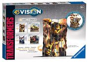 Ravensburger 4S Vision Transformers Cats Slot Fit 3D