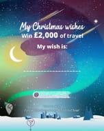 WIN! One of Three £2,000 Trips!