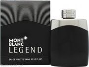Mont Blanc Mont Blanc Legend Eau De Toilette 100ml Spray