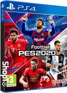 Pro Evolution Soccer 2020 for PS4