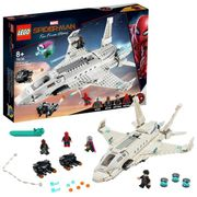 Cheap LEGO Marvel Stark Jet and the Drone Attack Toy - 76130, Only £50!