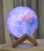 Colourful Galaxy Reflecting Moon Lamp HALF PRICE