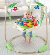 Amazon Deal of the Day - Fisher-Price Rainforest Jumperoo BABY BOUNCER