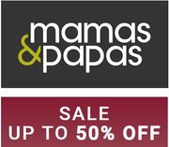 Mamas & Papas Christmas Sale - up to 50% Off