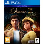 PS4 Shenmue III Day One Edition £27.60 W/code Delivered at 365Games