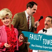 Win a Faulty Towers Dining Experience for Two