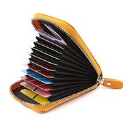 Credit Card Holders Women Ladies Leather Credit Card Wallets