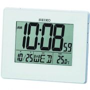 Cheap Seiko Clocks Lcd Thermometer Bedside Alarm Clock, Only £20.5!
