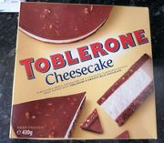 Toblerone Cheesecake for £3 at Asda