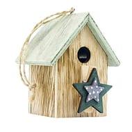 Creative Christmas Tree Hanging Clips Christmas Wooden Pendant Home Decor