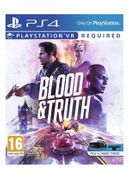 PS4/ PSVR Blood & Truth £13.85 Delivered at Base