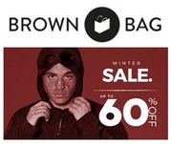 CHEAP! BROWN BAG WINTER SALE True Religion,New Balance,Diesel,Lyle&Scott & More