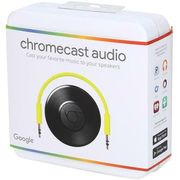 Cheap Google Chromecast Audio on Sale From £33.3 to £27.99