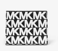 Cheap Michael Kors Henry Logo Leather Slim Billfold Wallet, Only £32!