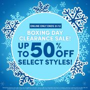 Boxing Day Clearance Sale Online Only at Build a Bear