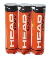 Cheap HEAD Radical Tennis Balls, Triple Pack (12 Balls), reduced by £3!