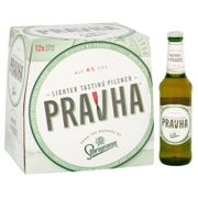 Pravha Beer 12 bottles Pack £6 in asda