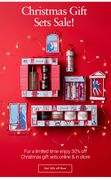 Enjoy 30% off Gift Sets Online & in Store
