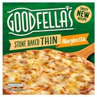 Goodfella's Stone Baked Thin Pizza Margherita 345g