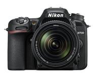 Nikon D7500 Camera Body with 18-140 Mm VR Digital DSLR Kit - Black