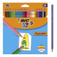 BIC Kids Tropicolors Colouring Pencils (24 Pack)