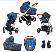 Cybex Gold Balios S Travel System - Blue, Green or Grey