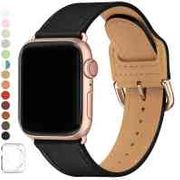 SUNFWR Bands Compatible with Apple Watch Strap