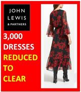 Special Sale 3000+ DRESSES - Reduced to Clear at John Lewis - up to 75% OFF