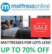 Mattress Online JANUARY SALE - CHEAP Prices!