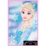 Best Price! Official Disney Frozen Elsa Fleece Blanket