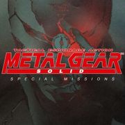 PS3 / PSP Metal Gear Solid Special Missions £1.94 at PSN