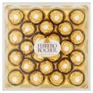 Ferrero Rocher Chocolate Box of 24