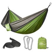 Lightweight Portable Parachute Hammock - Just £4.49 with Code