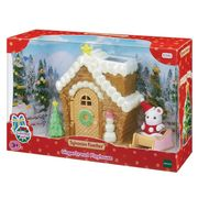 Limited Edition Sylvanian Families Gingerbread Playhouse - Save £7!